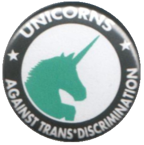 Unicorns against Trans*discrimination
