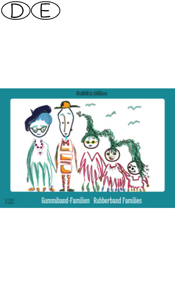 Gummiband-Familien - Rubberband families (ab 4 J.)